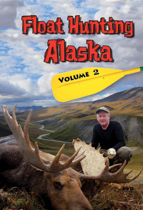 Float Hunting Alaska: Volume 2 DVD