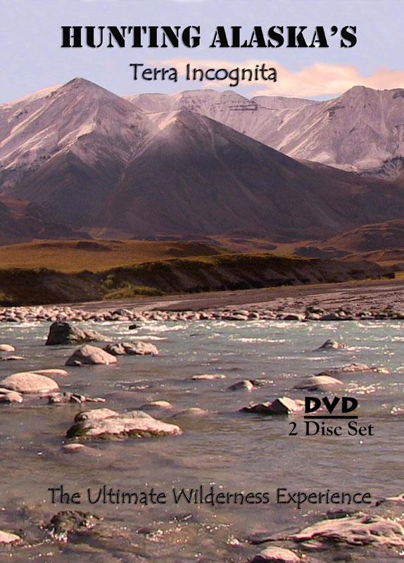 Hunting Alaska's Terra Incognita DVD