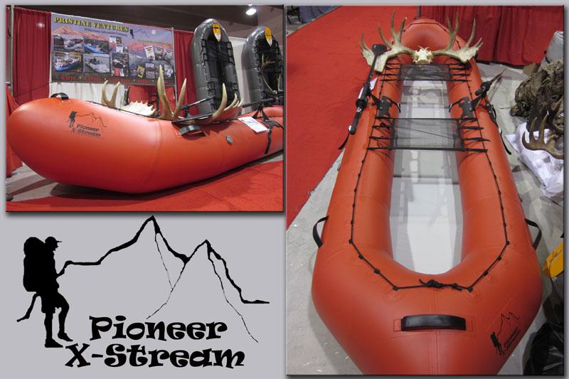 Pioneer X-stream w/Rowing Package