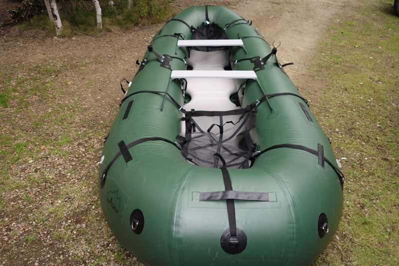 Levitator Rowing Kit With Oars Package